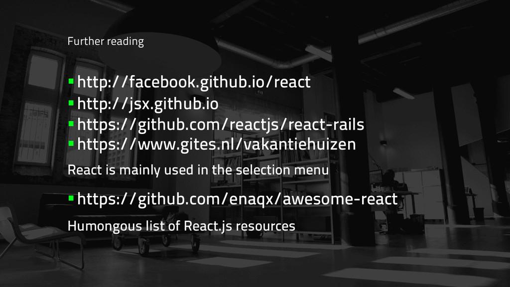 §http://facebook.github.io/react §http://js...