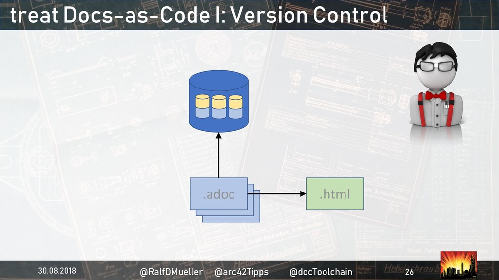 treat Docs-as-Code I: Version Control .adoc .ad...