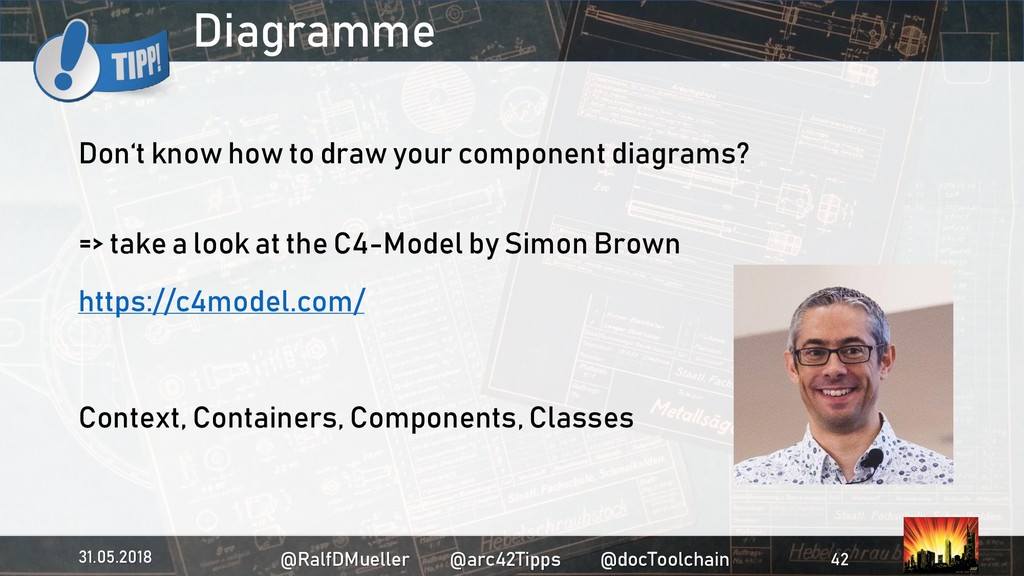 Don't know how to draw your component diagrams?...