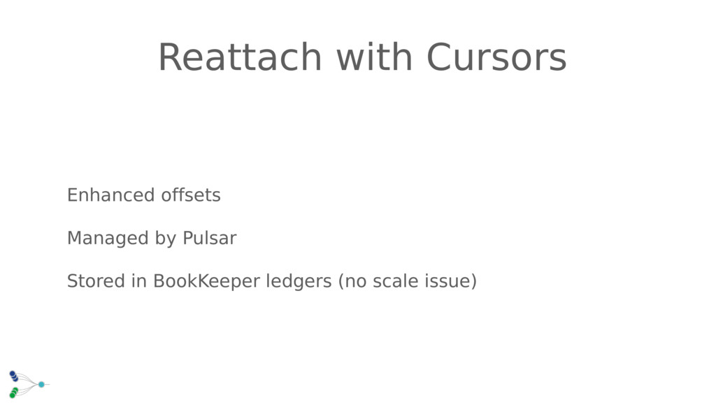 Reattach with Cursors Enhanced offsets Managed ...