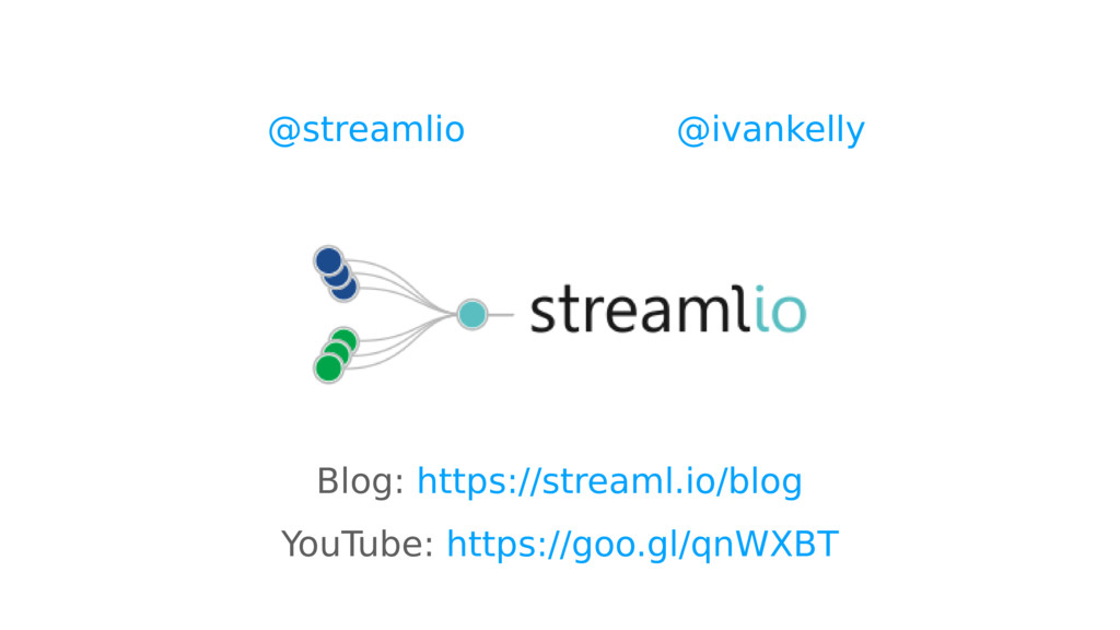 Blog: https://streaml.io/blog YouTube: https://...