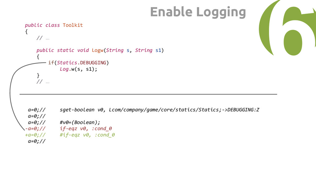 a=0;// sget-boolean v0, Lcom/company/game/core/...