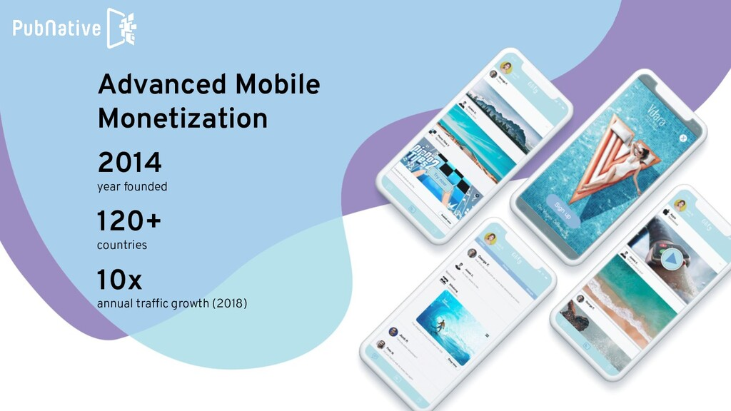 Advanced Mobile Monetization 2014 year founded ...