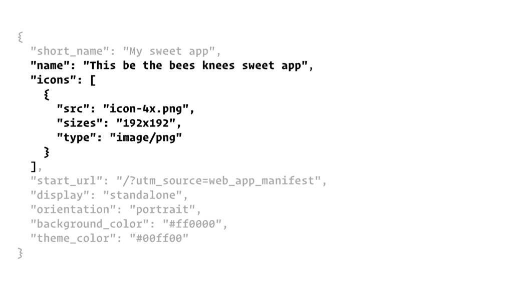 "{ ""short_name"": ""My sweet app"", ""name"": ""This b..."
