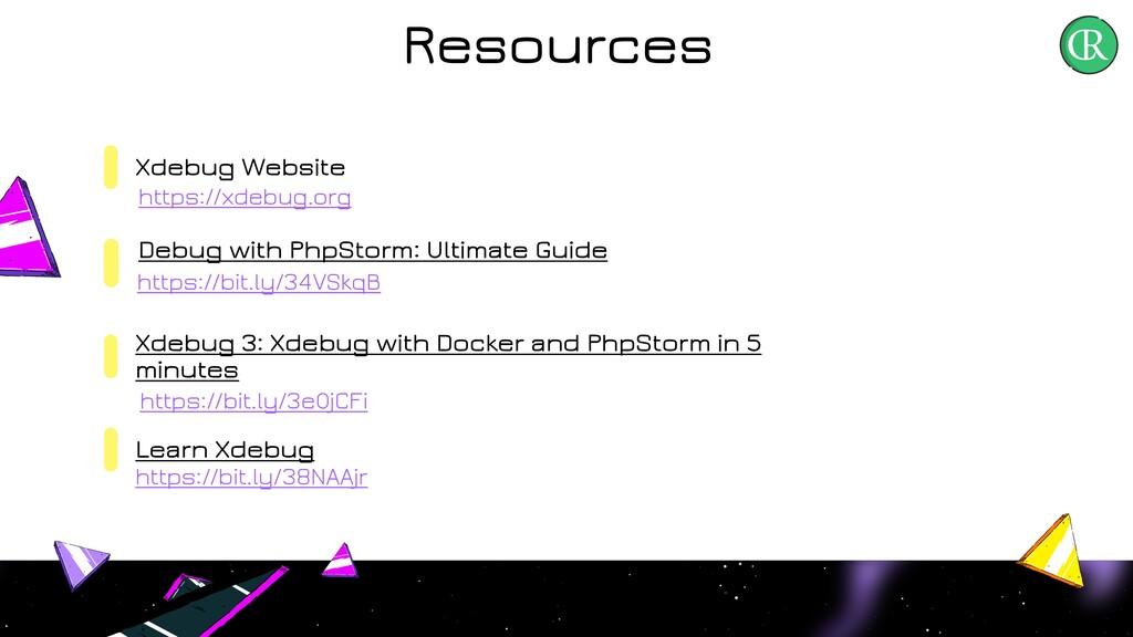 Resources Xdebug Website https://xdebug.org Deb...