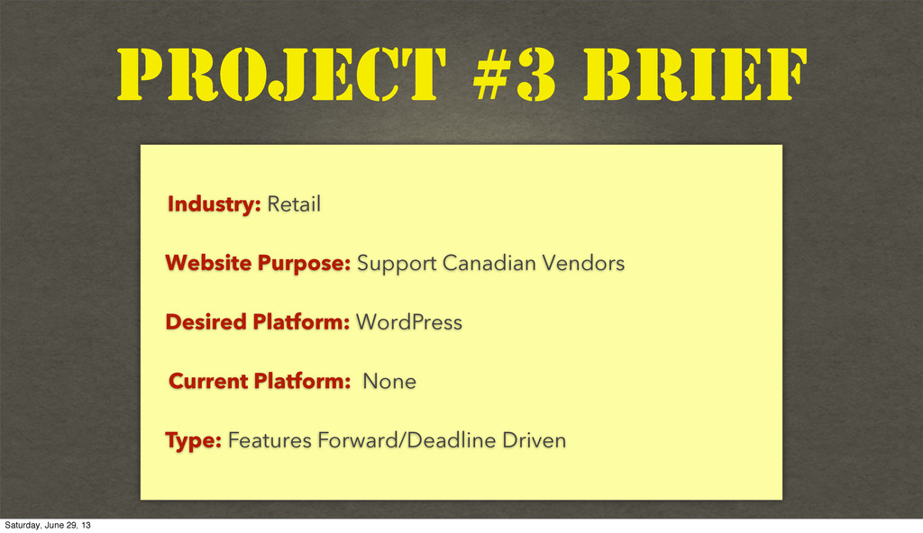 Text Industry: Retail Website Purpose: Support ...