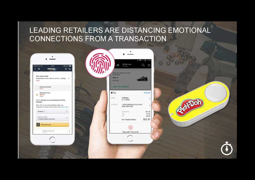 14 LEADING RETAILERS ARE DISTANCING EMOTIONAL C...