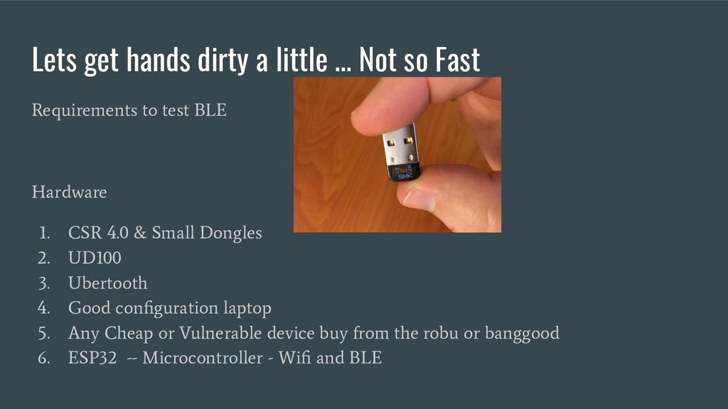 Lets get hands dirty a little … Not so Fast Req...