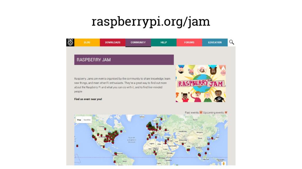 raspberrypi.org/jam