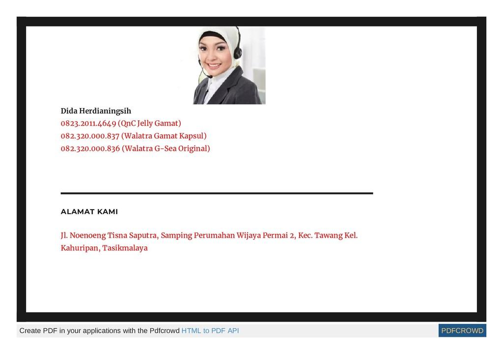 Dida Herdianingsih 0823.2011.4649 (QnC Jelly Ga...