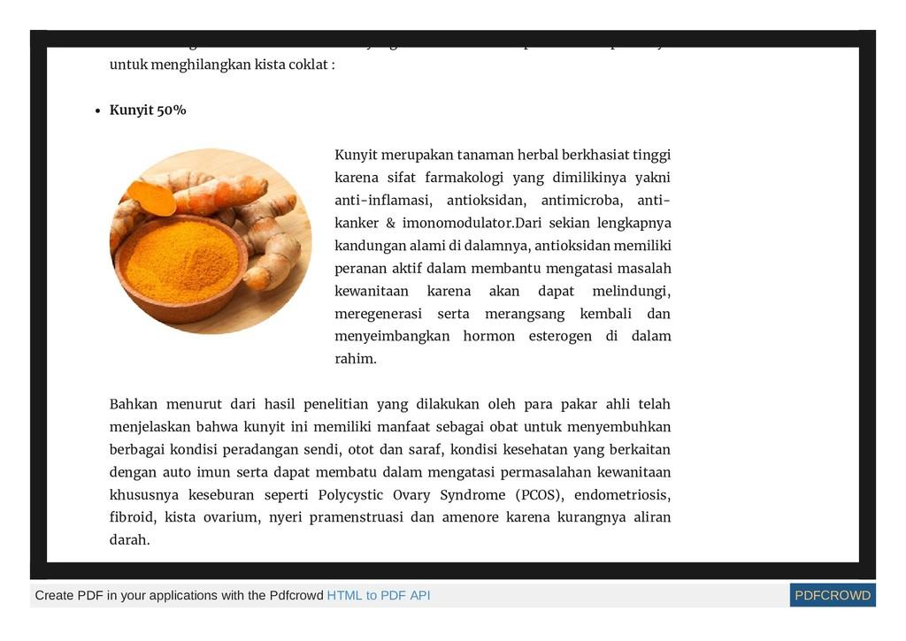 dari kandungan khasiat serta manfaat yang ada d...