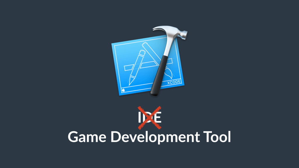 IDE Game Development Tool