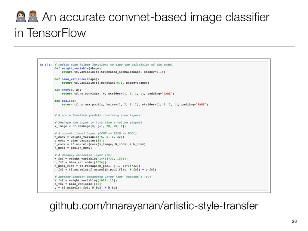 """# An accurate convnet-based image classifier in..."
