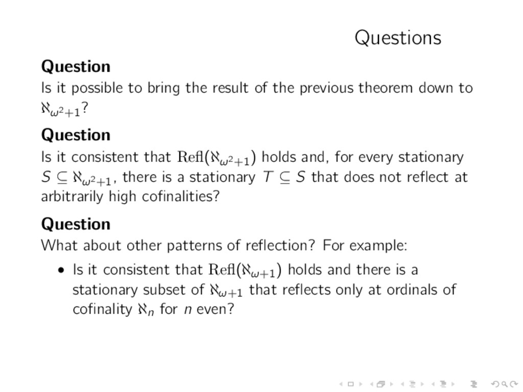 Questions Question Is it possible to bring the ...