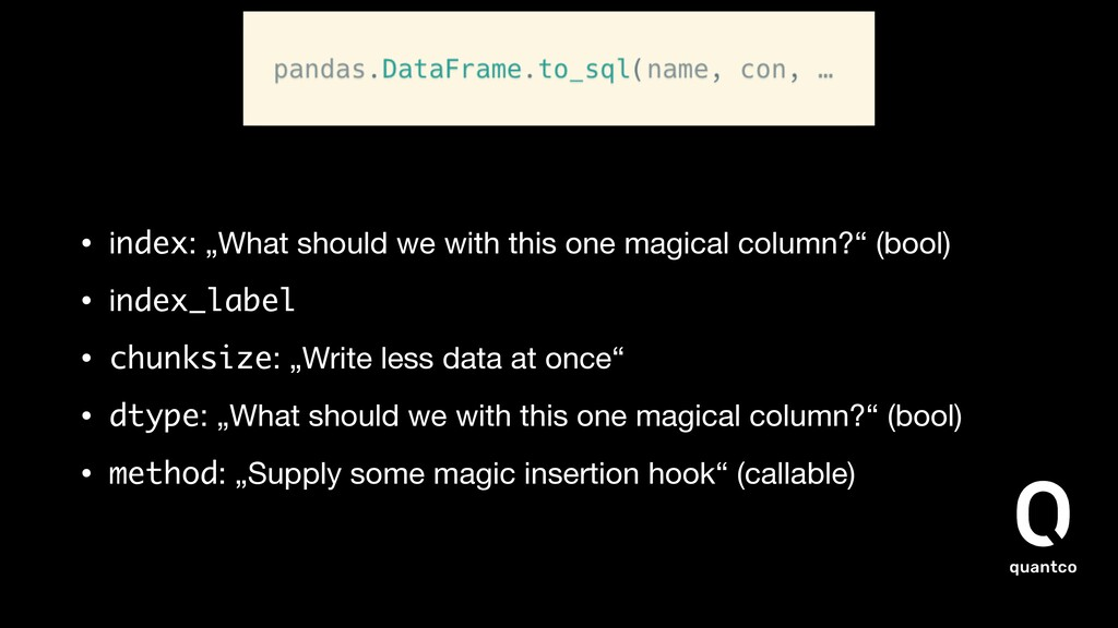 """• index: """"What should we with this one magical ..."""