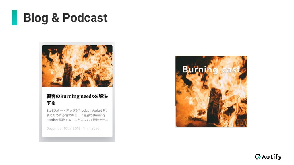 Blog & Podcast