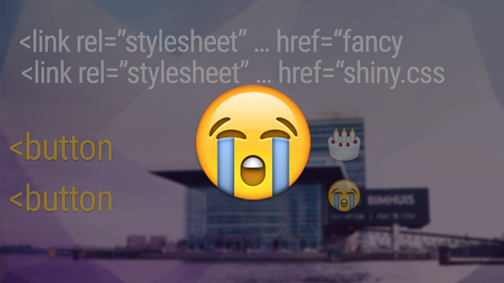 "<link rel=""stylesheet"" … href=""fancy <link rel=..."