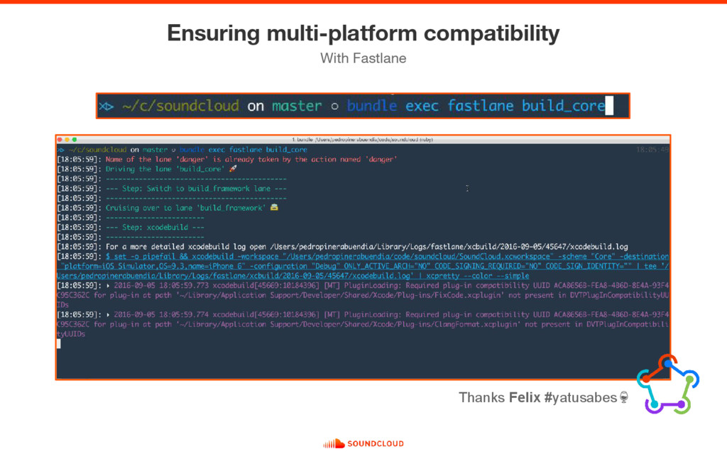 Ensuring multi-platform compatibility With Fast...
