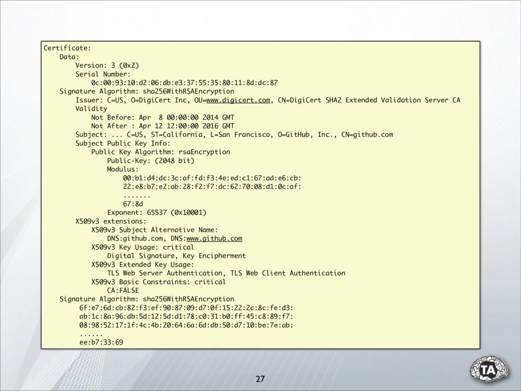 Certificate: Data: Version: 3 (0x2) Serial Numb...