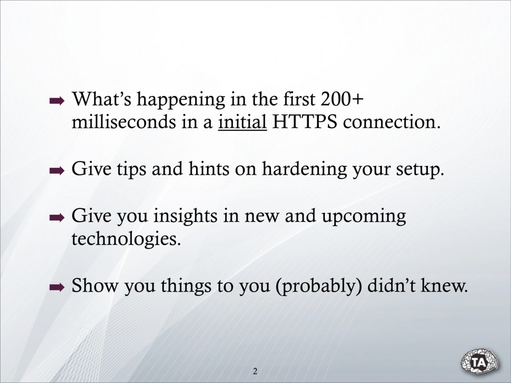 ➡ What's happening in the first 200+ millisecon...