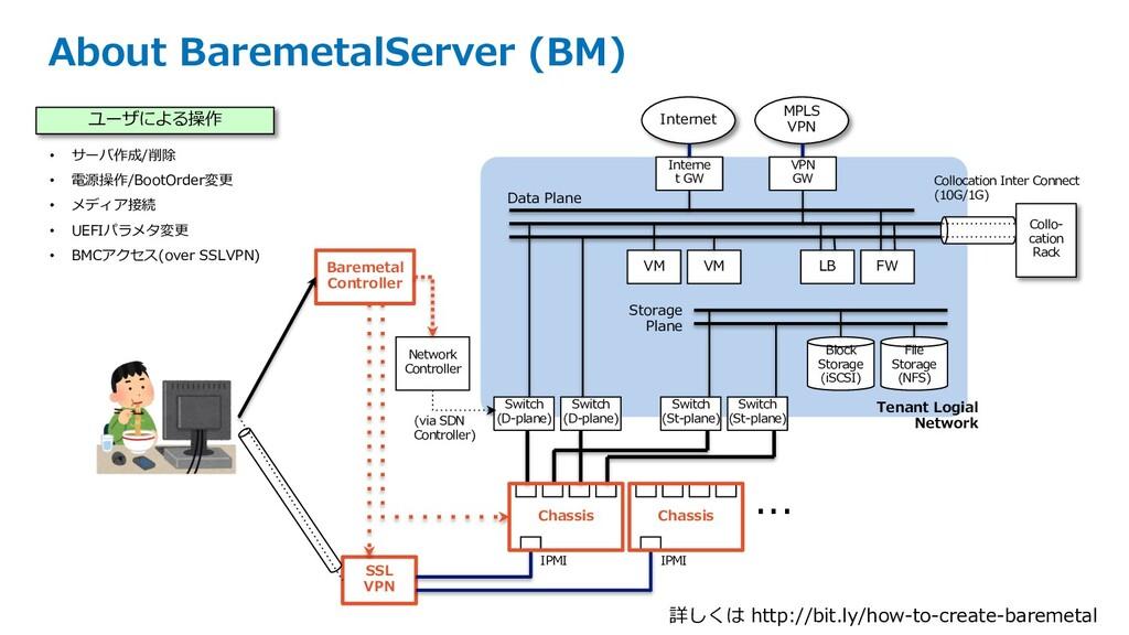 About BaremetalServer (BM) Chassis SSL VPN Bare...
