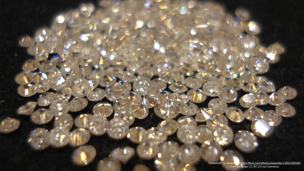 """Diamonds"" by Swamibu - http://flickr.com/photos..."