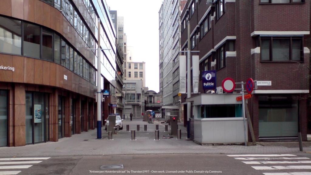 """""""Antwerpen Hoveniersstraat"""" by Thorsten1997 - O..."""