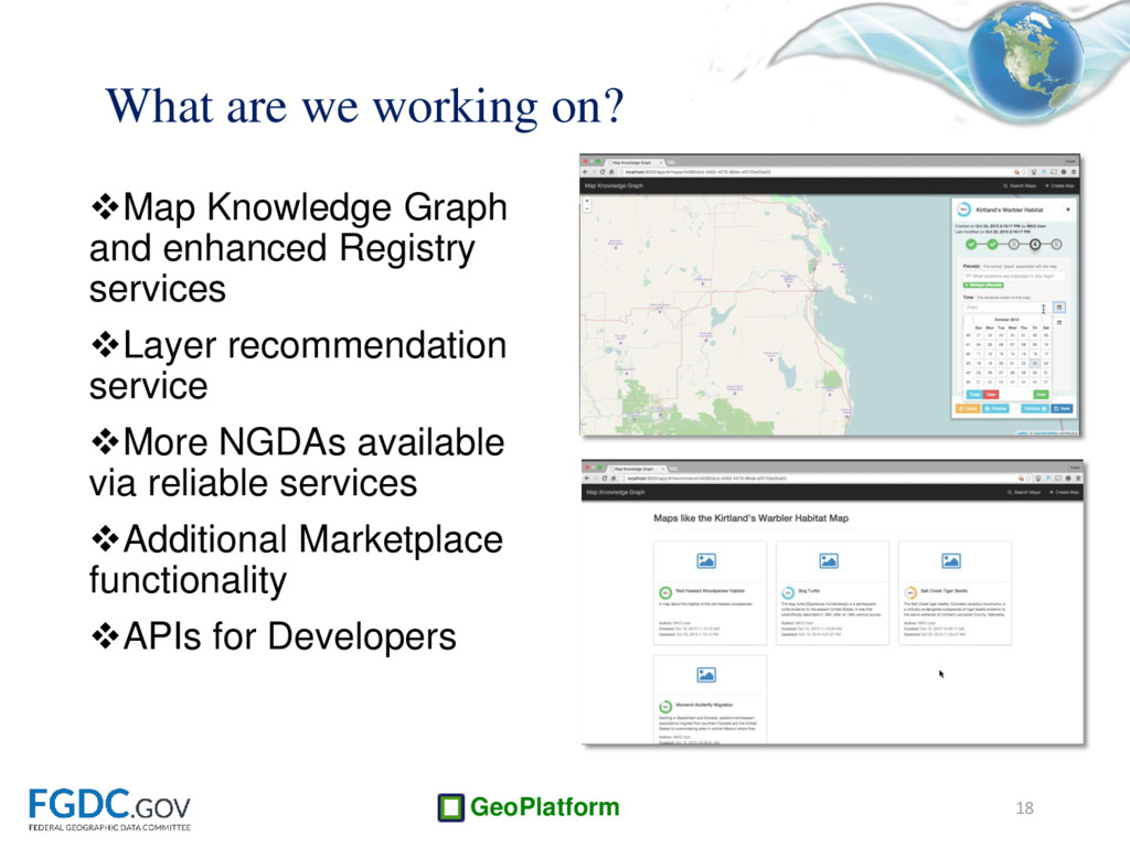 GeoPlatform Map Knowledge Graph and enhanced R...