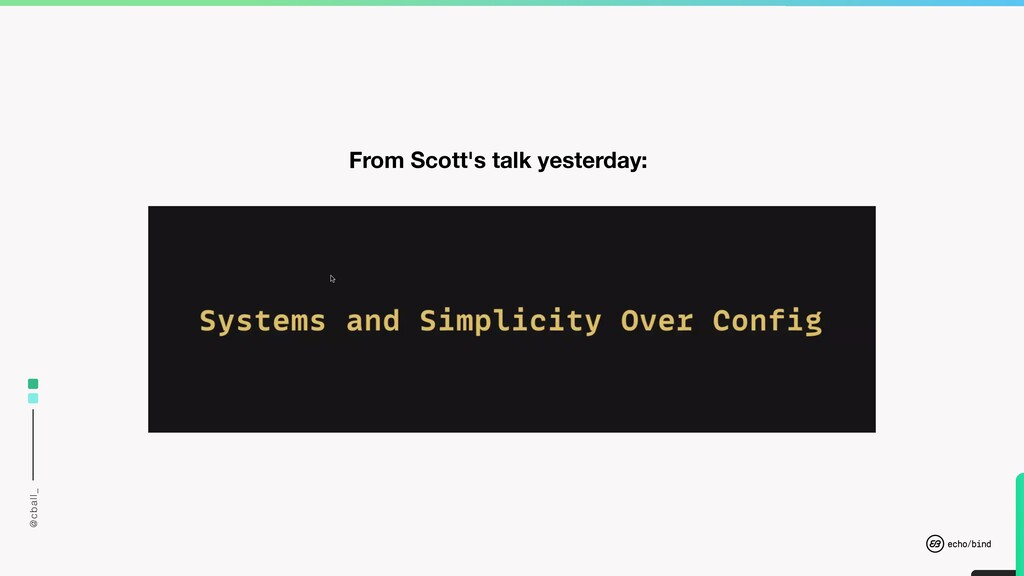 @cball_ From Scott's talk yesterday: