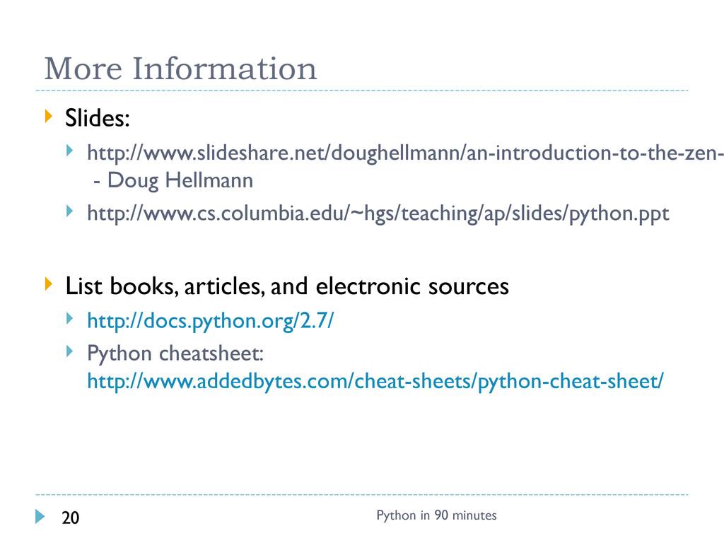  Slides:  http://www.slideshare.net/doughellm...
