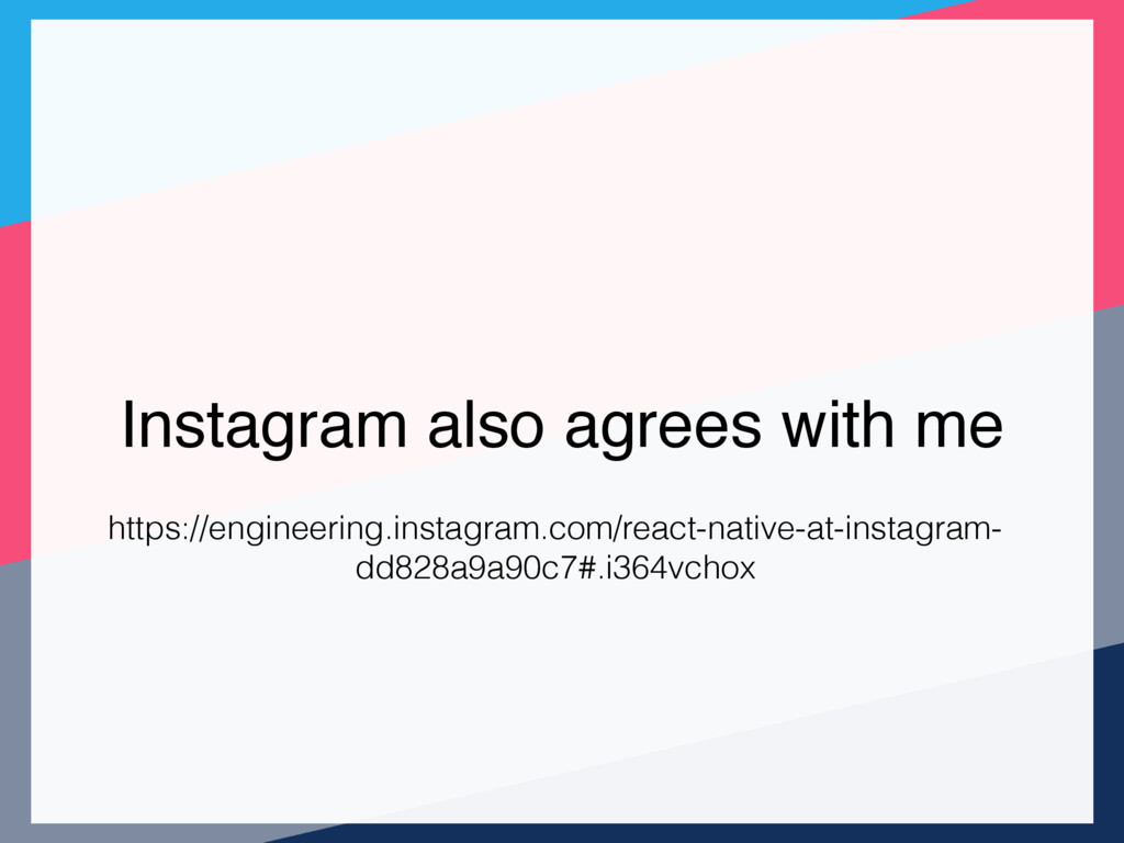 Instagram also agrees with me https://engineeri...