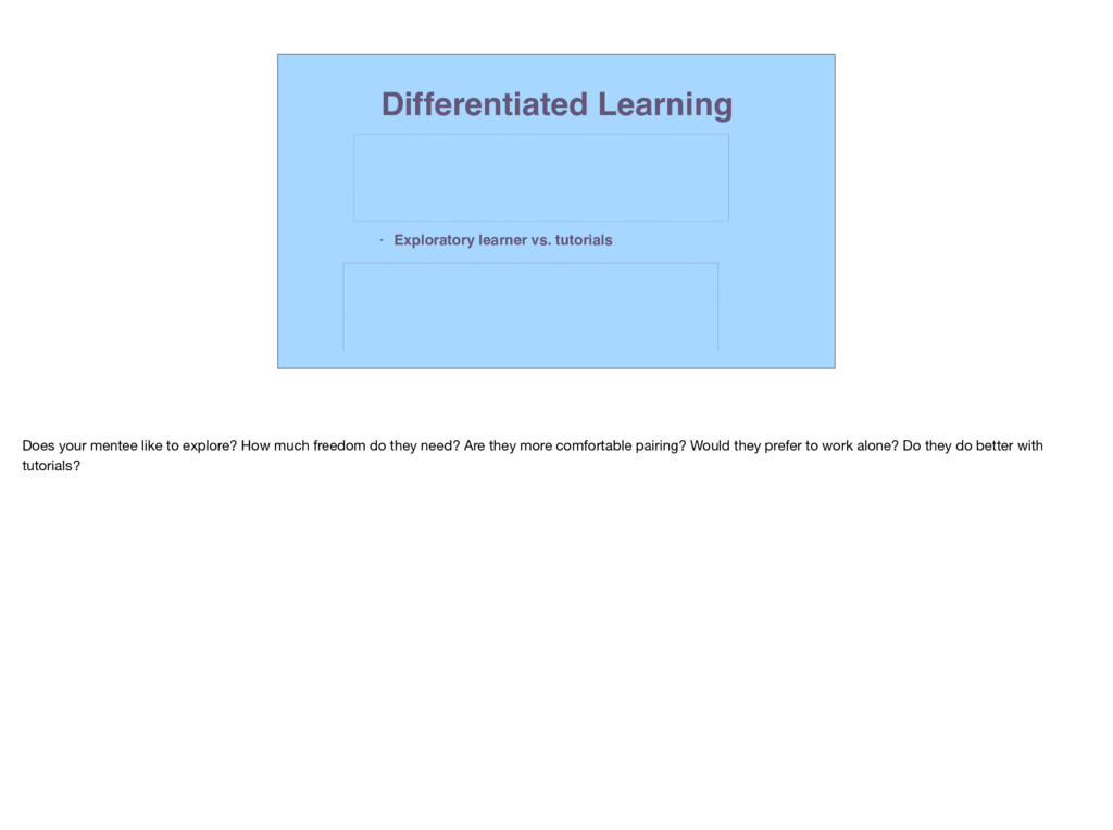 Differentiated Learning • Zone of proximal deve...