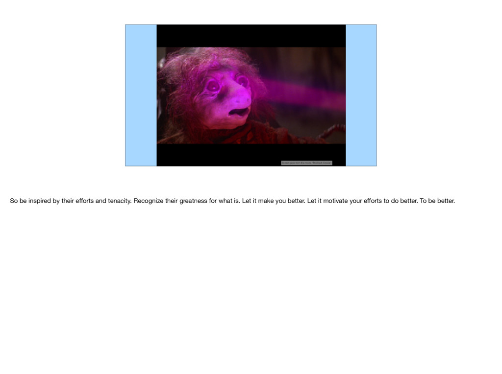 """Screen grab from the movie """"The Dark Crystal"""" S..."""