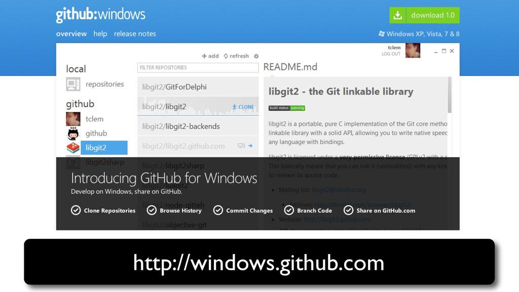 http://windows.github.com