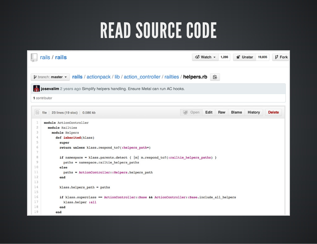 READ SOURCE CODE