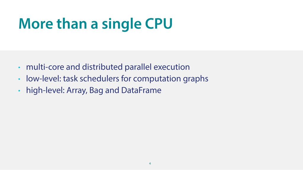 4 • multi-core and distributed parallel executi...