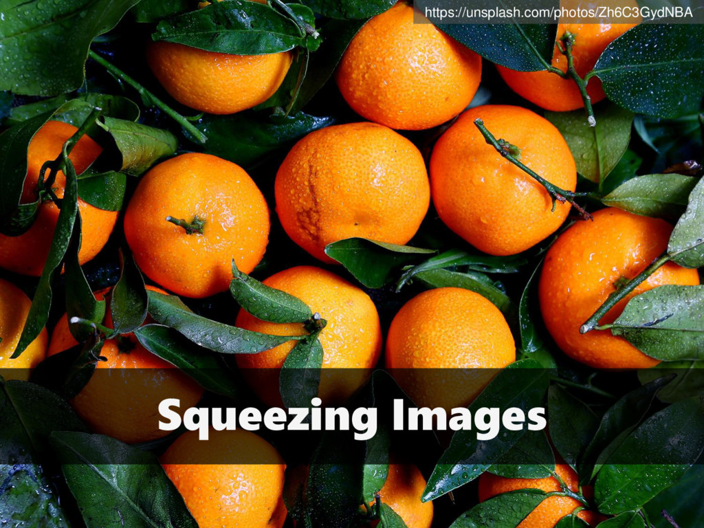 Squeezing Images https://unsplash.com/photos/Zh...