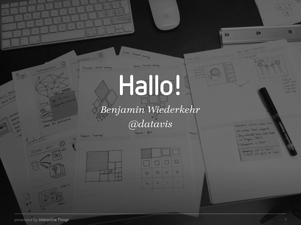 presented by Interactive Things Bilder 1 Aus Za...