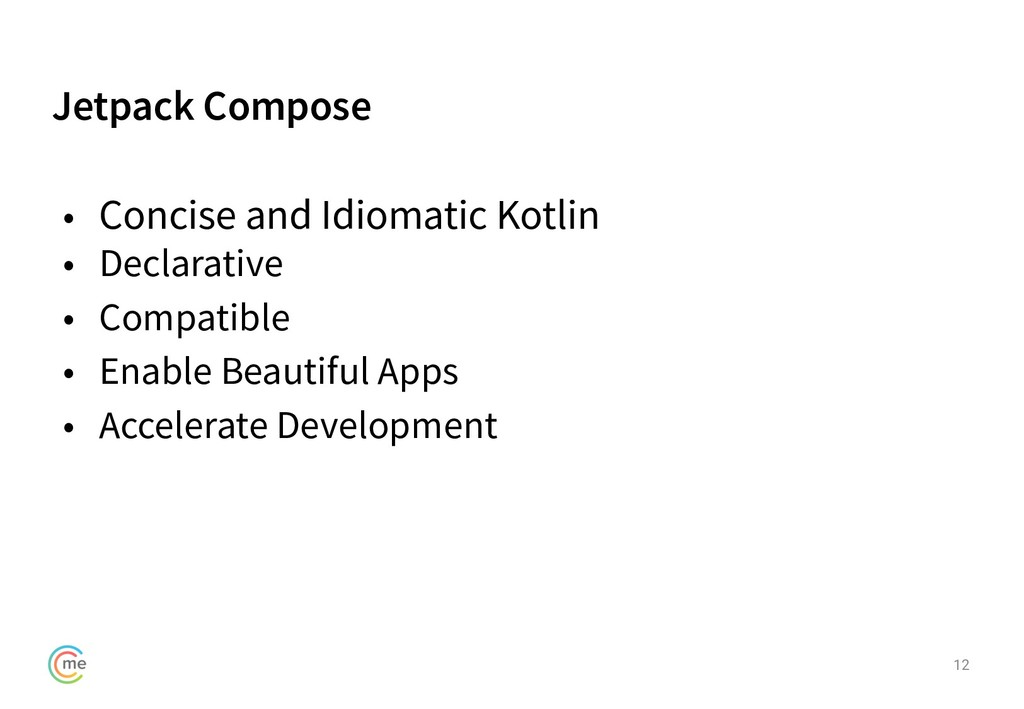 Jetpack Compose 12 • Concise and Idiomatic Kotl...