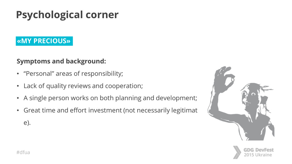 #dfua Psychological corner Symptoms and backgro...