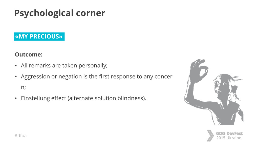 #dfua Psychological corner Outcome: • All remar...