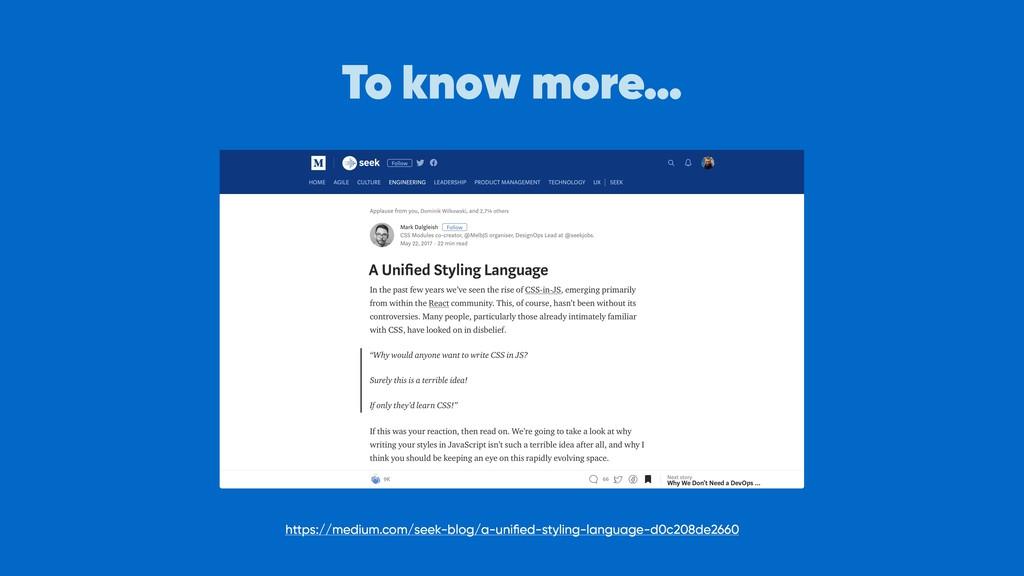 To know more… https://medium.com/seek-blog/a-un...