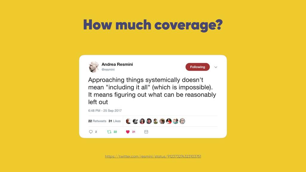 How much coverage? https://twitter.com/resmini/...