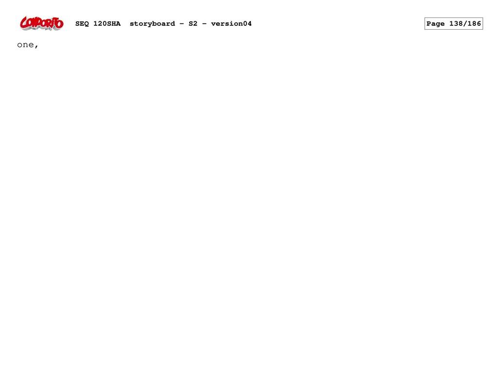 one, SEQ 120SHA storyboard - S2 - version04 Pag...