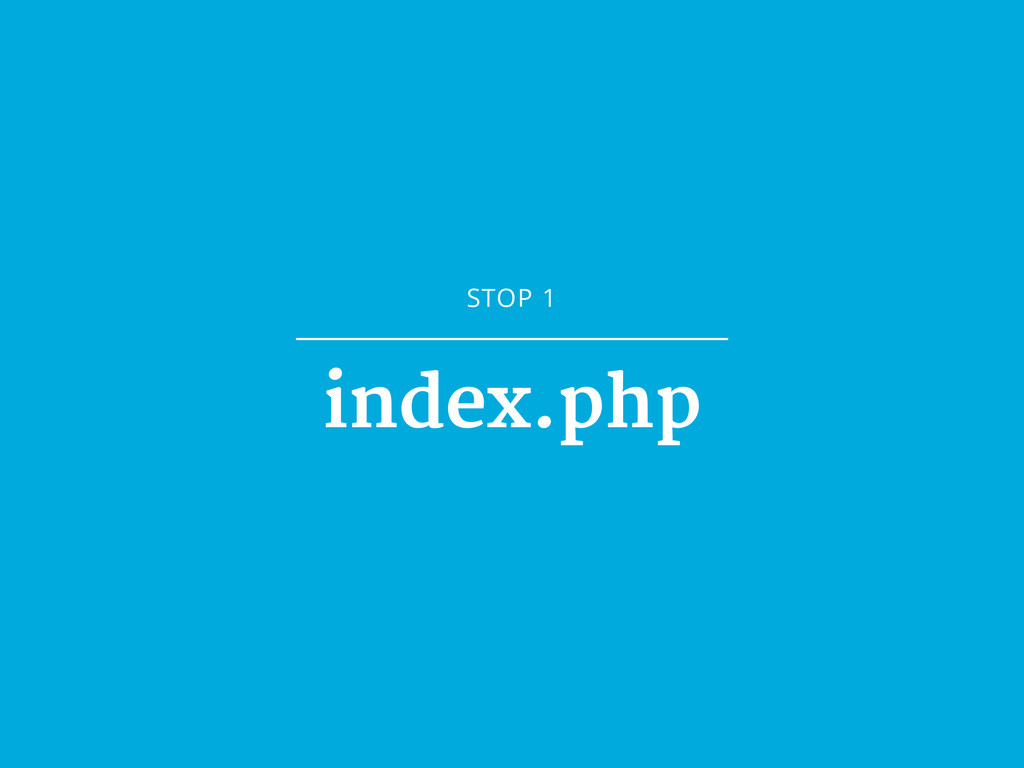 STOP 1 index.php