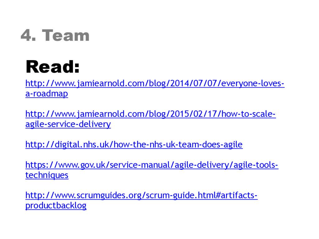 4. Team Read: http://www.jamiearnold.com/blog/...