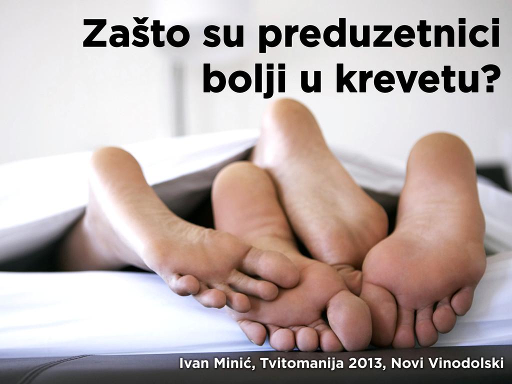 Ivan Minić, Tvitomanija 2013, Novi Vinodolski
