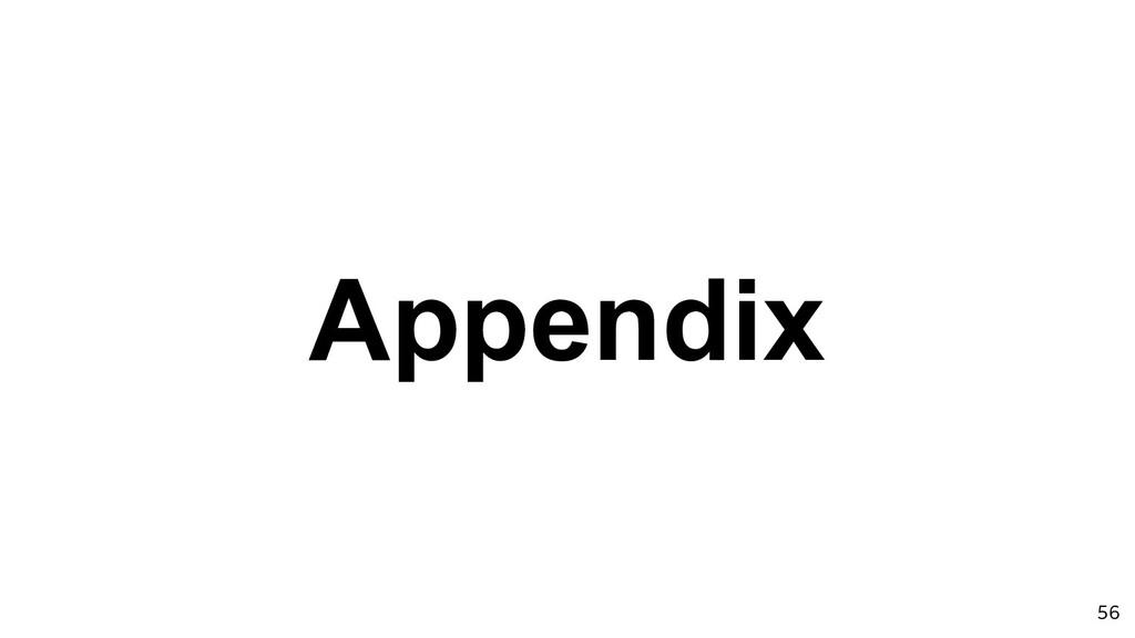 Appendix 56