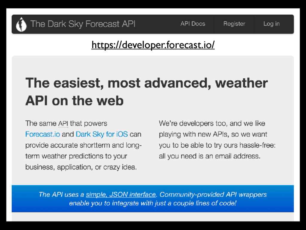 https://developer.forecast.io/