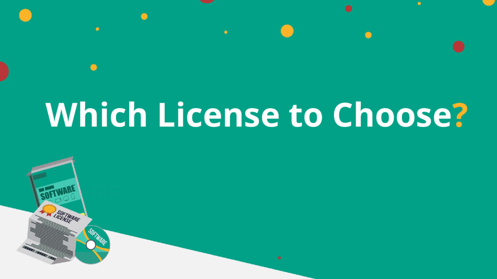 Which License to Choose?